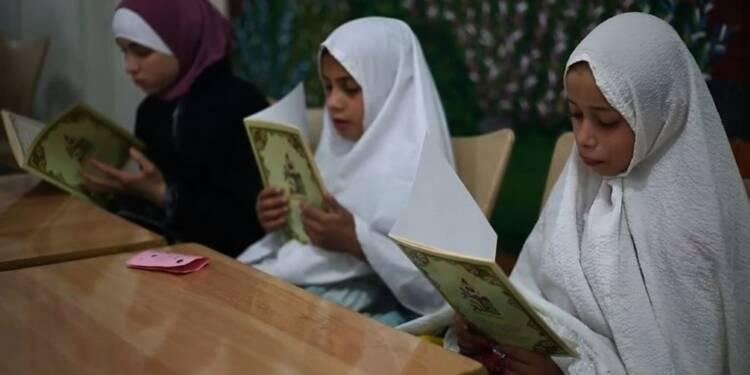 Syrie: activités, prières pour des orphelins pendant le ramadan