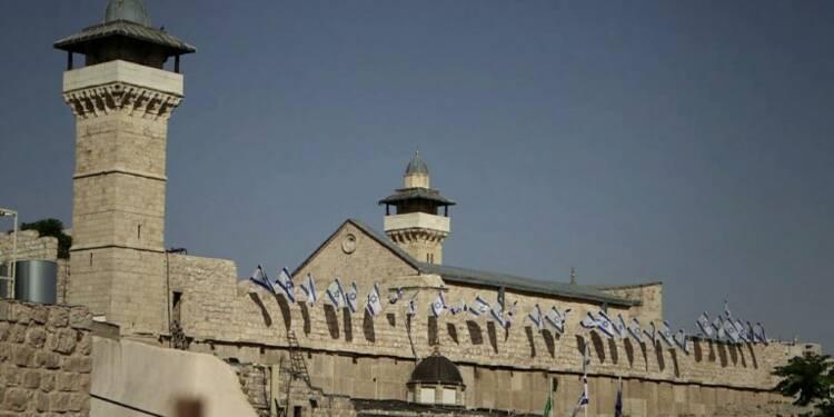 """Hébron: le """"miracle"""" des colons, la fin de la """"belle époque"""""""