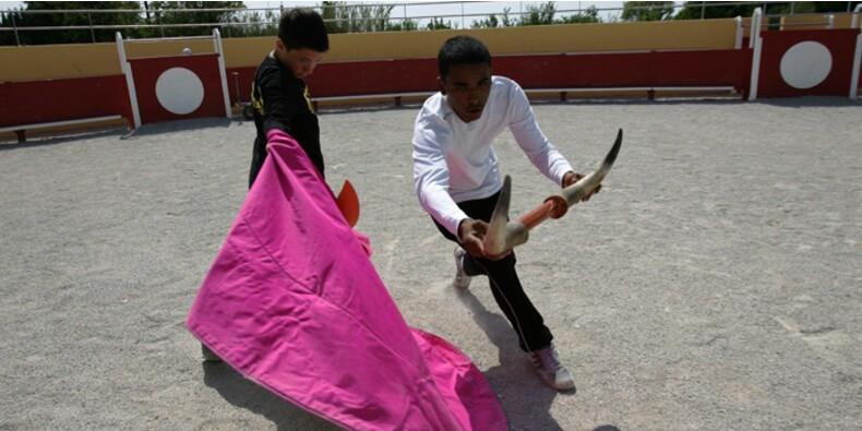 Des matadors à l'école du courage et de la rigueur