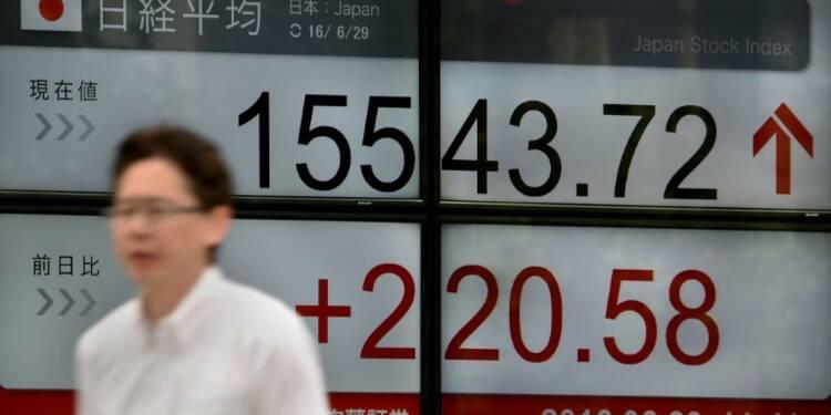 Brexit: le Japon, victime collatérale via l'envolée du yen