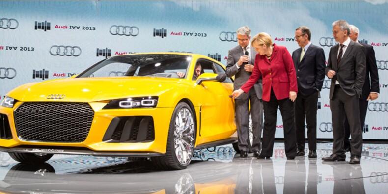 Quand les constructeurs d'automobiles de luxe se convertissent à l'électrique