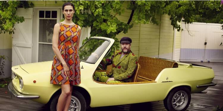 La Fiat de Philippe Starck et 177 autres voitures de collection aux enchères