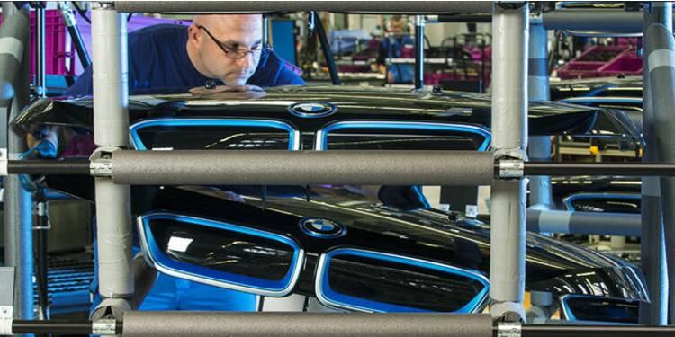 Les coulisses de la nouvelle usine BMW