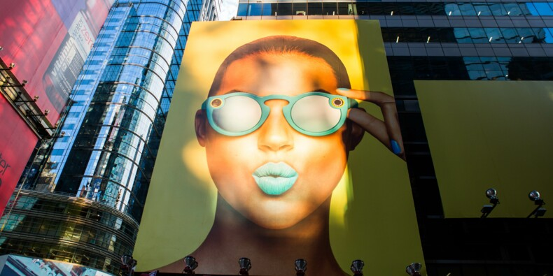 Lunettes Snapchat : un beau coup de com' pour masquer les mauvais chiffres