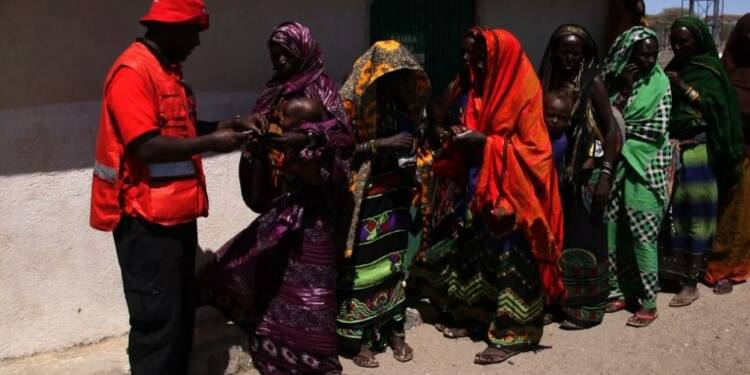 L'UE met en garde contre la sécheresse au nord du Kenya