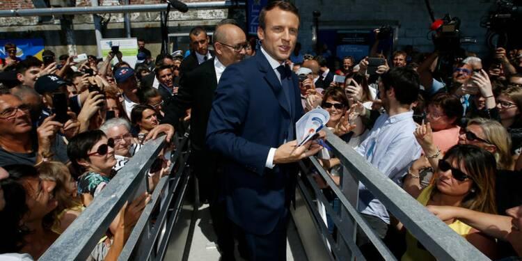 Accord de Paris : Macron veut mener la contre-offensive après le retrait des Etats-Unis