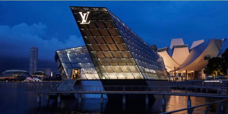 Les boutiques de luxe, des cathédrales design pour fashion victims