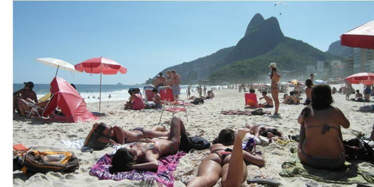 Le réal est au tapis, c'est le moment de partir au Brésil