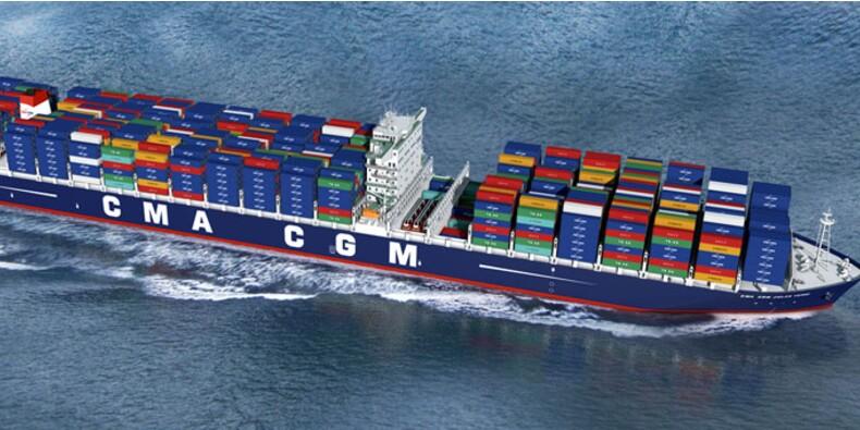 Plongée dans le plus gros cargo du monde