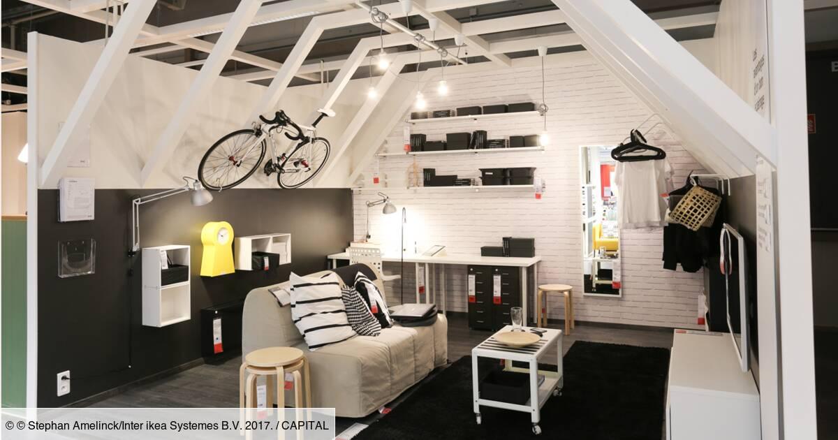 Ikea Comment Ses Magasins Nous Manipulent Astucieusement Capital Fr