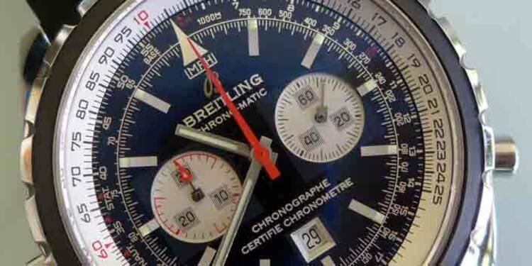 Des montres de luxe à prix encore abordables