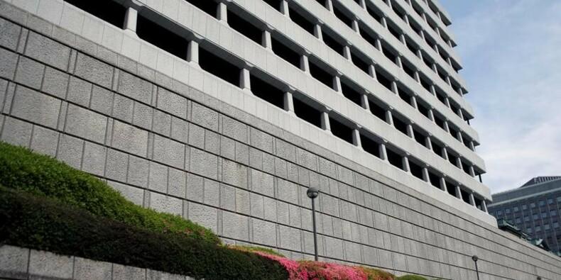 Le bilan de la BoJ à 500.000 mds de yens, la Fed rattrapée
