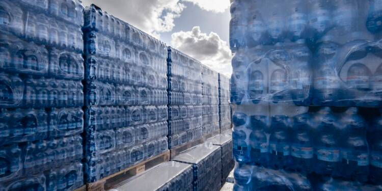 Le principal concurrent de Cristaline : l'eau du robinet