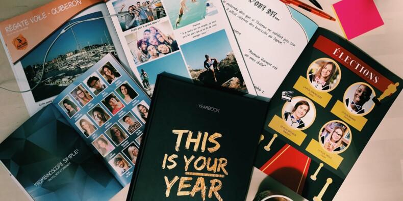 1Year1Book donne un coup de jeune aux photos de promo