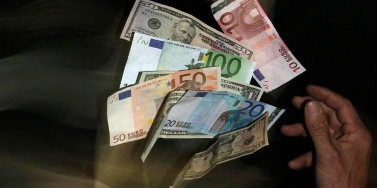 L'euro à un pic depuis le 4e trimestre 2011