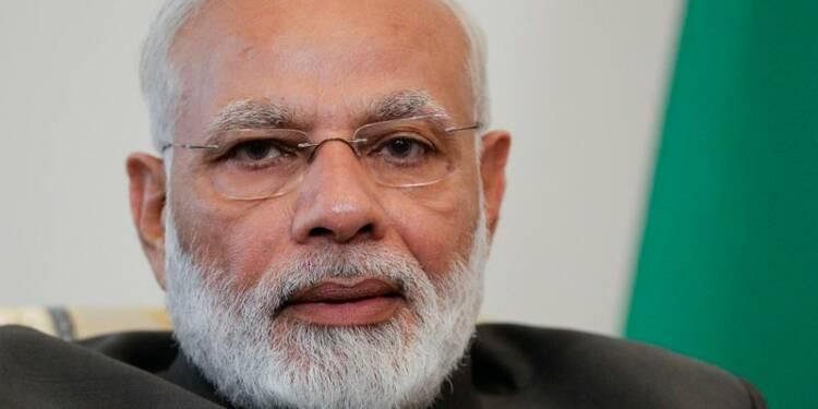 Le Premier ministre indien Modi attendu samedi à Paris