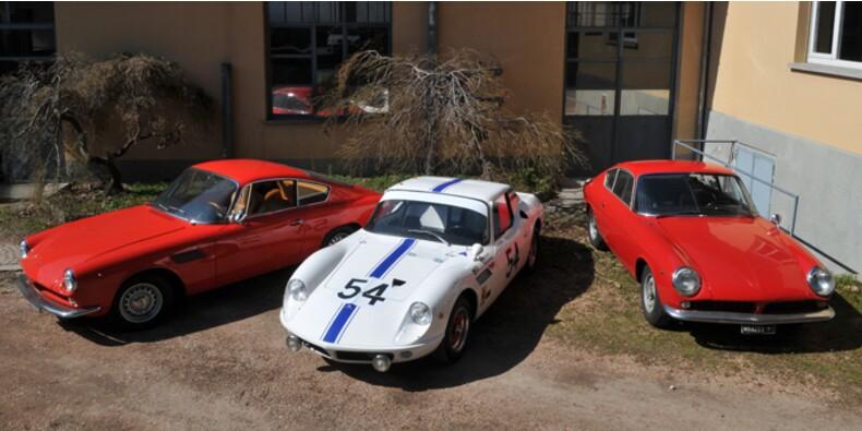 Ferrari, Mercedes, Citroën… 80 voitures de légende aux enchères sur les Champs
