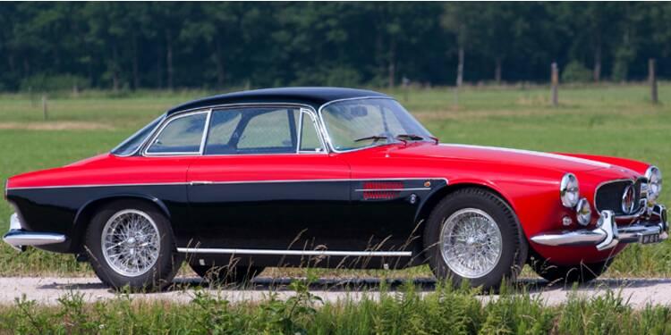 116 autos de légende aux enchères à l'occasion du Salon Rétromobile