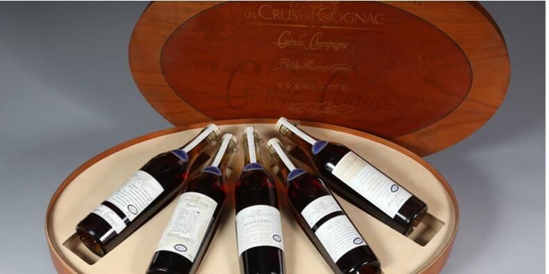 Que valent les vins mis aux enchères par l'Elysée ?