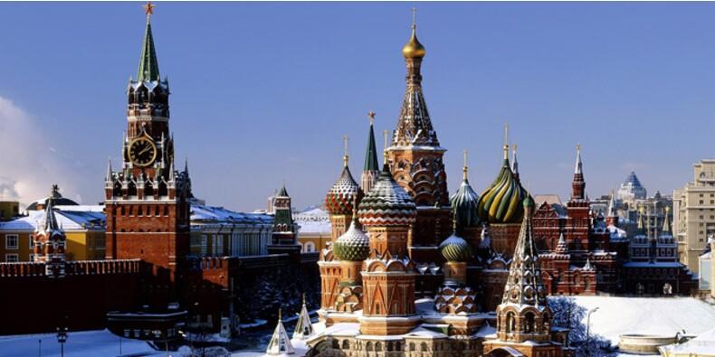 Le rouble est au plus bas face à l'euro, foncez en Russie !