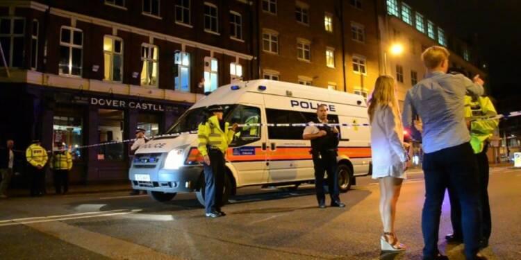 Nouvel attentat au coeur de Londres, au moins 7 morts