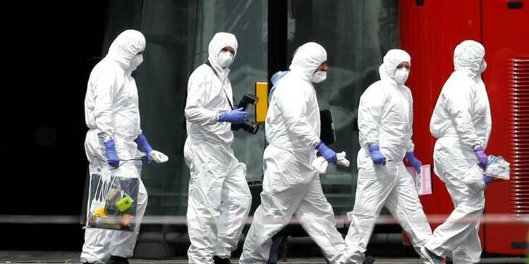 L'Etat islamique revendique l'attentat de Londres, Theresa May durcit le ton