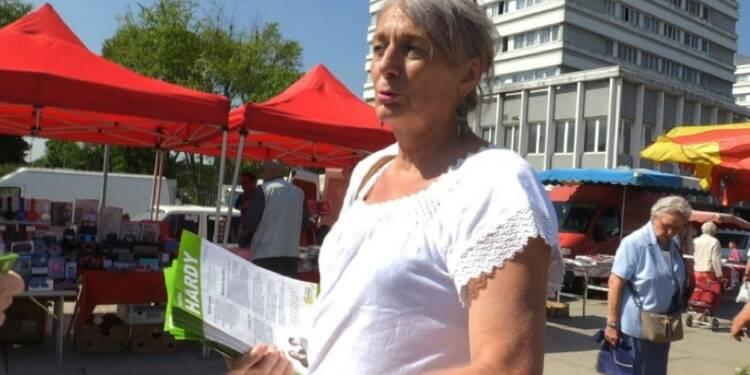 Législatives: Hélène Hardy, première candidate transgenre