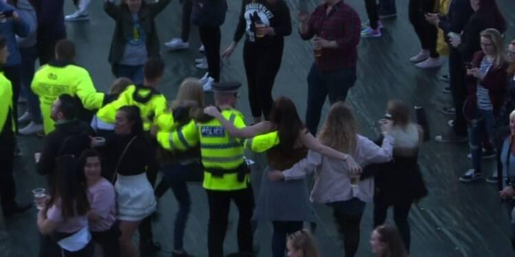 A Manchester, un concert géant pour défier la peur