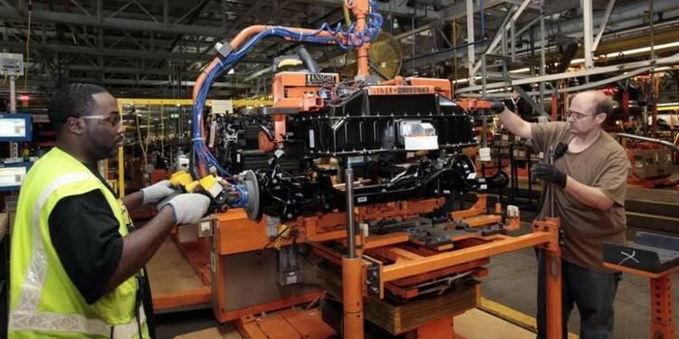 USA: La productivité n'a pas varié au 1er trimestre, tendance faible