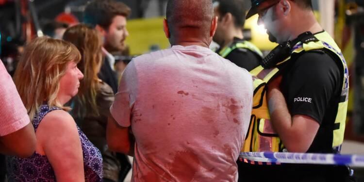 Un Français tué dans l'attentat de Londres, sept hospitalisés