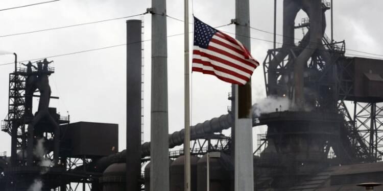 USA: Première baisse des commandes à l'industrie en 5 mois