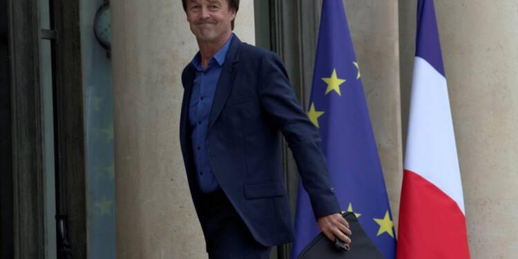 Nicolas Hulot et Emmanuel Macron lancent la contre-offensive française sur le climat