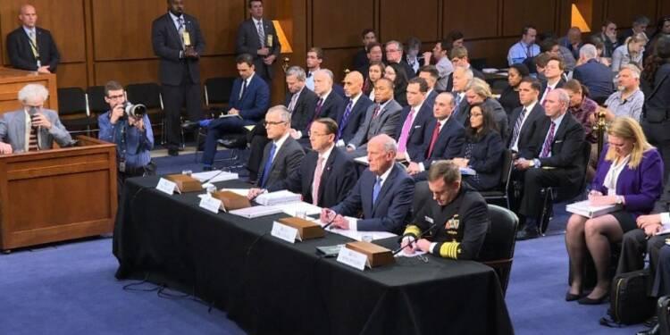 USA: les chefs du renseignement interrogés par le Sénat