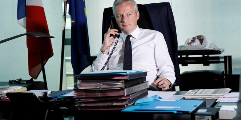 Le Maire joue en Normandie son maintien au gouvernement
