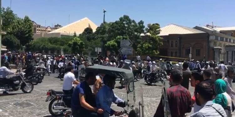 Iran: l'EI revendique les attentats de Téhéran
