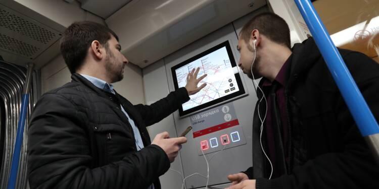 Bientôt toilettes et Wi-Fi dans le métro