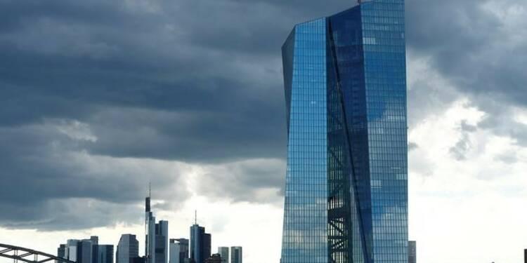 La BCE n'envisage plus de baisser ses taux