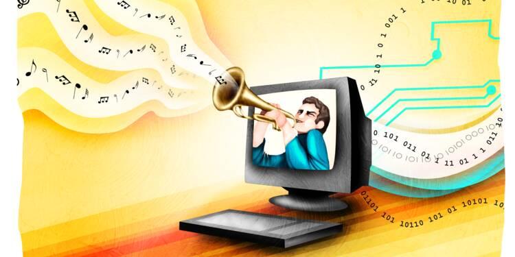 Spotify, Deezer... le streaming : vers un nouvel âge d'or de la musique?
