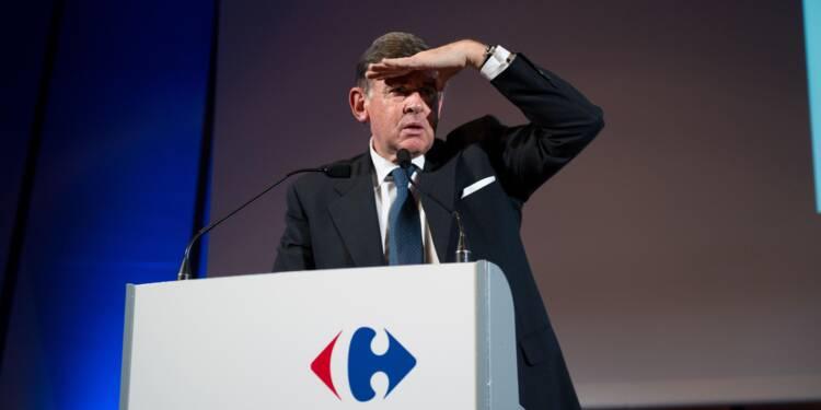 Carrefour : emplois, résultats, Bourse... le bilan de Plassat avant de laisser sa place à Bompard