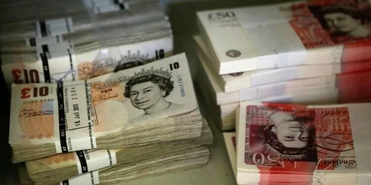 Elections britanniques : la livre Sterling dévisse, mais les marchés résistent