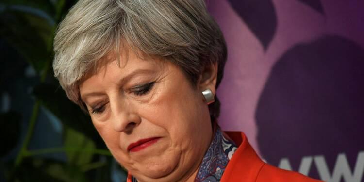 Royaume-Uni : désastre électoral pour la Première ministre Theresa May