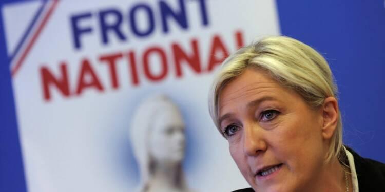 Le Pen joue plus qu'un siège dans le Pas-de-Calais