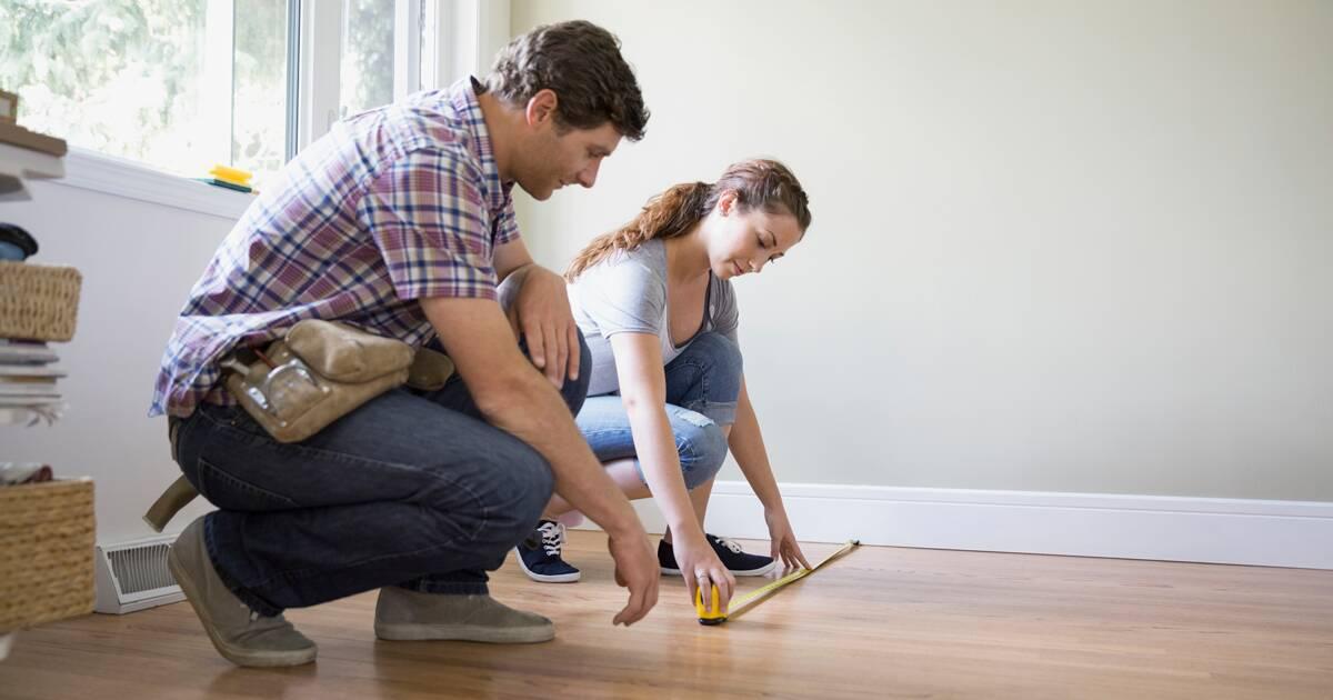 Loi carrez un calcul pour une surface du logement au for Calcul metre carre d une piece