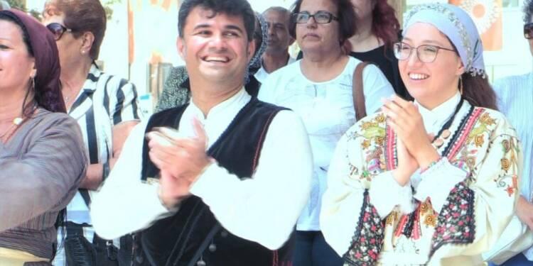 A Chypre, l'art veut apporter sa pierre à la paix