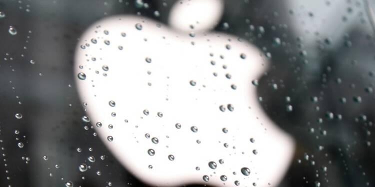 Apple plombée par des craintes sur les iPhone