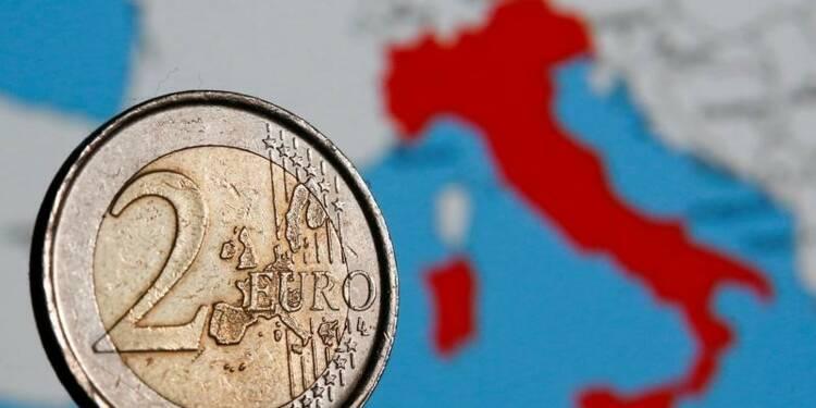 La Banque d'Italie relève sa prévision de croissance à 1% en 2017