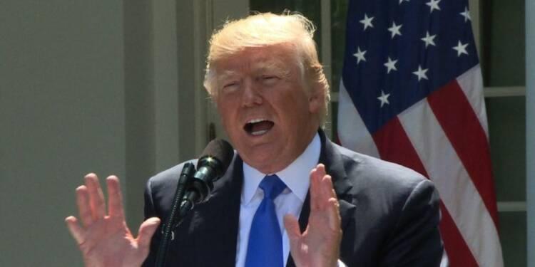 Trump accuse Comey de mensonges, prêt à témoigner sous serment