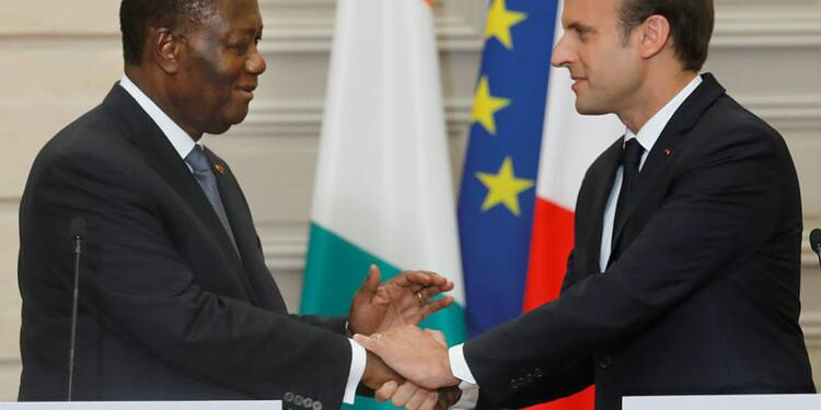 La France va renforcer son partenariat militaire avec Abidjan