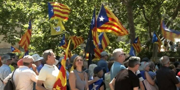 Catalogne: grand rassemblement séparatiste pour un référendum