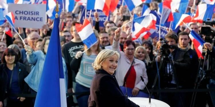 Le FN vit une nouvelle déception après la présidentielle